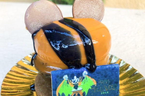Review: Mickey Pumpkin Mousse at Disney's Hollywood Studios