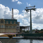 Construction Update: Epcot's Ratatouille Ride and Skyliner Station Progress