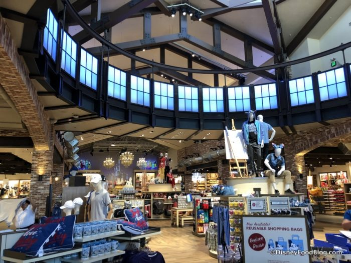 364042244 The Grand Reopening of the World of Disney Store in Disney Springs ...