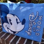 NEW Reusable Shopping Bags Available at the All-New World of Disney in Disney World