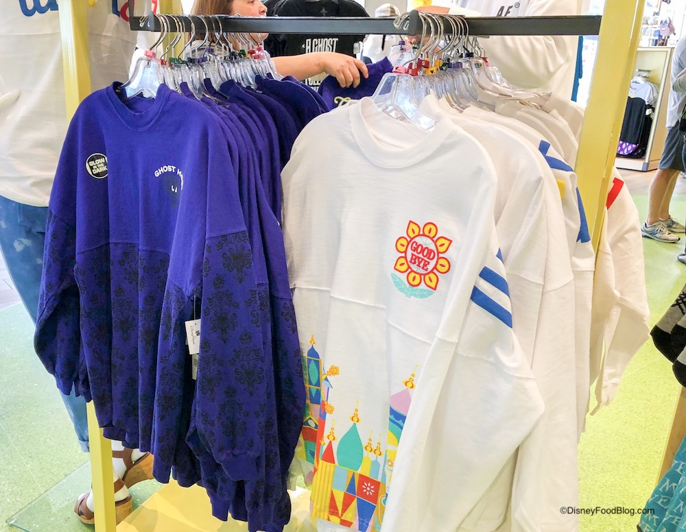 Haunted Mansion and it s a small world Spirit Jerseys Finally Spotted in  Disney World! 3b2ad4ab3