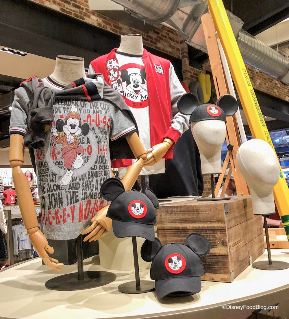 First Look New Mickey Mouse Club Collection Arrives At World Of
