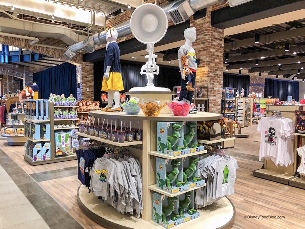 d5349468a SNEAK PEEK: The Newly Reimagined World of Disney Store at Disney ...