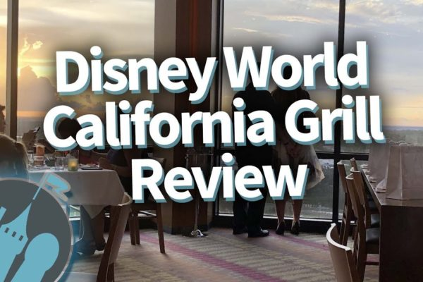 DFB Video: Disney World's California Grill Review