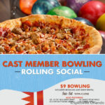 Disney World Splitsville Cast Member Special Offers