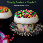 Nerds Cupcake Available for a Limited Time at Disney Sprinkles Cupcakes Locations!