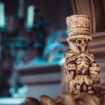 Hatbox Ghost Tiki Mug Coming To Disneyland's Trader Sam's! See How It's Different From Disney World's Mug!