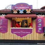 FULL MENUS and Booths Are HERE For the 2019 Disney California Adventure Festival of Holidays!!