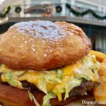 News and Review! Beignet Burger Debuts at Disney's Port Orleans Resort, French Quarter