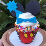 Review: Mickey's Birthday Cupcake at Grand Floridian's Gasparilla Island Grill