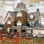 Construction Has Begun on the ICONIC Grand Floridian Gingerbread House in Disney World!