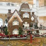 See the Construction of the 2018 Grand Floridian Gingerbread House In Action