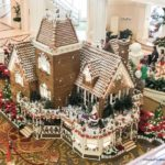 The Grand Floridian Gingerbread House is OPEN – Let's Take a Look!