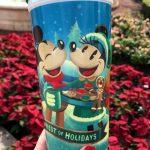 Adorable Holiday Hot Drink Souvenir Mug Is Back in Magic Kingdom!