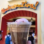The Holiday Affogato in Disney California Adventure has Us Saying Mamma Mia!