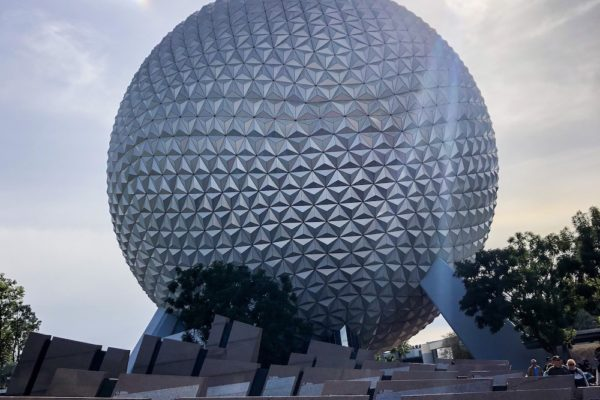 What's New in Epcot: Construction and Tram Updates, Paper Straws, and Menu Updates