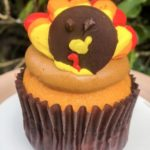 NEWS and Review: Thanksgiving Cupcake at Disney World's Animal Kingdom!