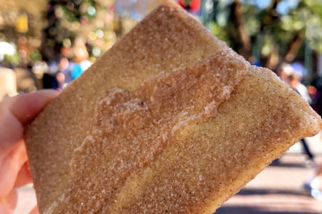 NEWS and Review: Brand New Churro Toffee Spotted at Disneyland's California Adventure