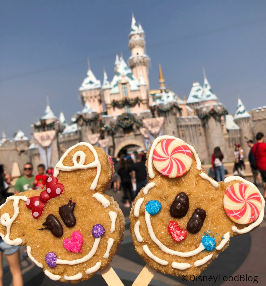 Holiday Treats The Disney Food Blog
