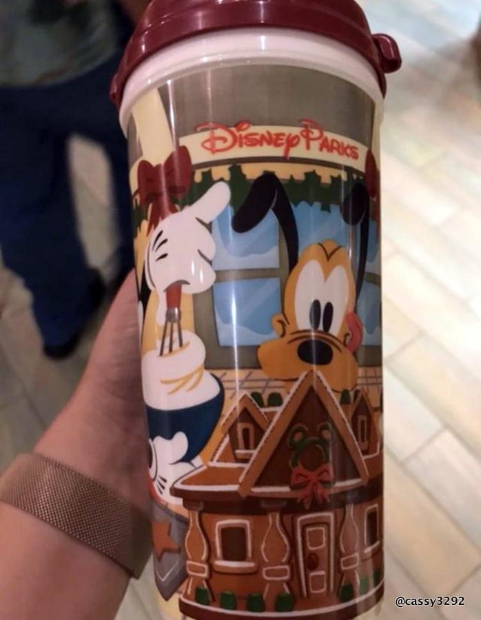 Spotted Holiday Refillable Resort Mugs At Walt Disney World Resorts