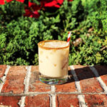 Maple Bourbon Eggnog at Disney Springs' The Polite Pig Through December!