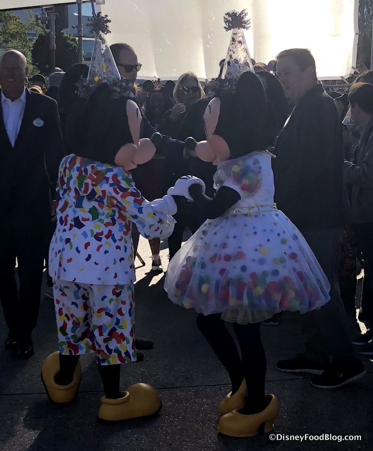 A Mickey And Minnie Celebration Coming