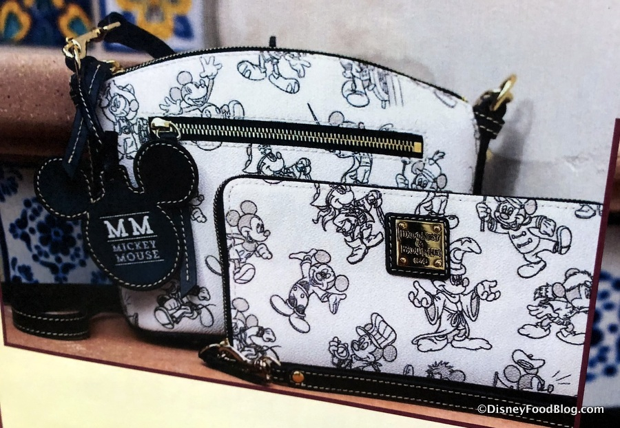Mickeys 90th Birthday Dooney And Bourke Collection