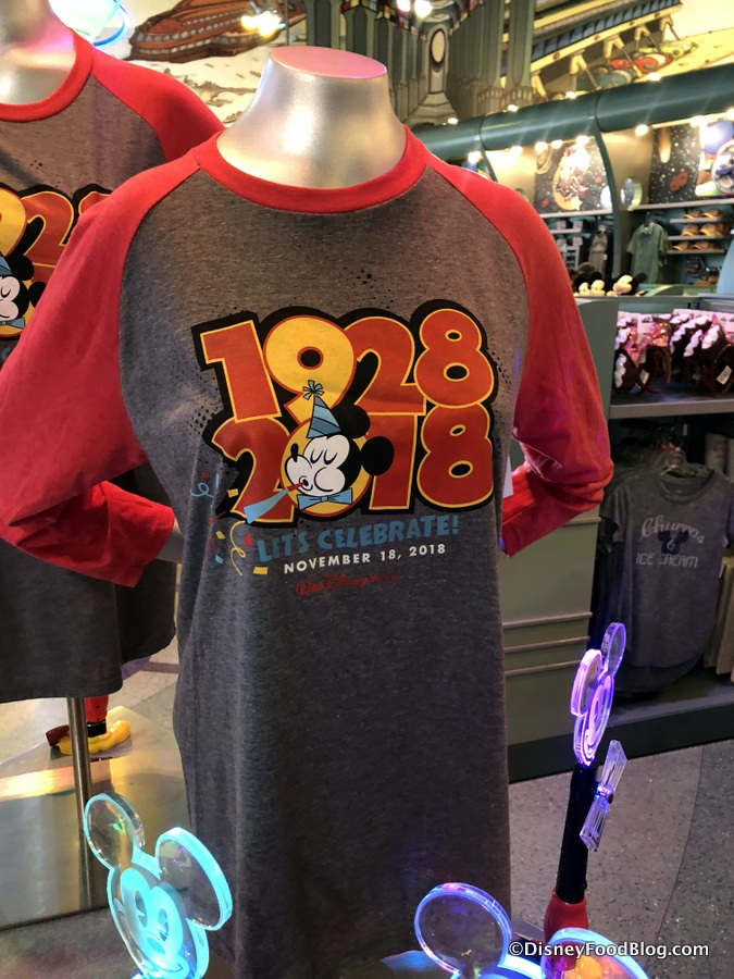 Celebrate Mickey 90th Birthday Shirt