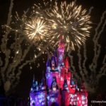 Mickey's Very Merry Christmas Party Holiday Fireworks Dessert Parties Now Open For Booking!