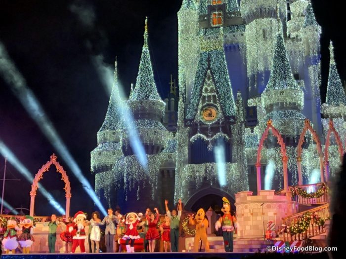 First Day of Mickey's Very Merry Christmas Party in Magic Kingdom Has Already SOLD OUT!