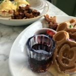 Review: It's Time for BREAKFAST at The Plaza Restaurant in Disney World's Magic Kingdom!