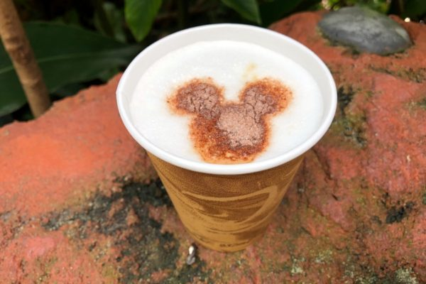 Get SIMBA or MICKEY on Your Coffee at The Mara in Disney's Animal Kingdom Lodge!