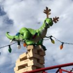 See TOY STORY LAND All Decorated for the Holidays — AND the Flurry of Fun — in Disney's Hollywood Studios!