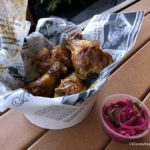 Review: NEW Chicken Wings With Four Sauces at Capt. Cook's in Disney's Polynesian Village Resort