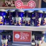 Spotted: Select Holiday Merchandise ON SALE in Epcot and Magic Kingdom!