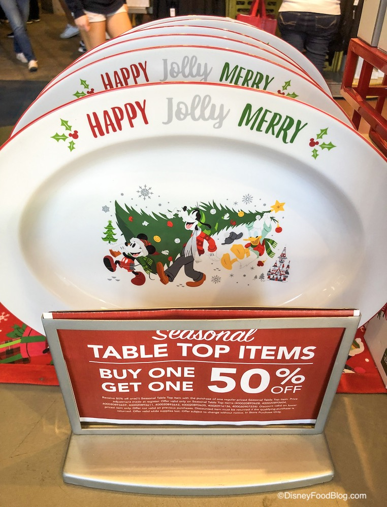 0b060458 Spotted: Select Holiday Merchandise ON SALE in Epcot and Magic Kingdom!