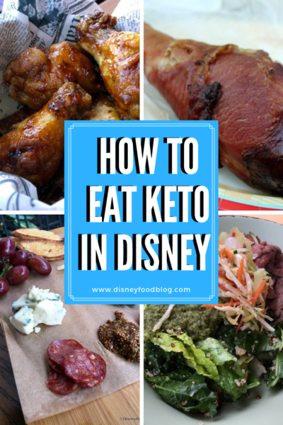 How to Eat Keto in Walt Disney World