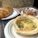 Review: New Breakfast Items at Kusafiri Coffee Shop and Bakery in Disney World's Animal Kingdom