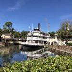 NEWS: Liberty Square Riverboat and Tom Sawyer Island to Close for a Lengthy Refurbishment in Magic Kingdom