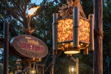 First Look and Sneak Peek at Disneyland's New Tropical Hideaway