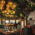 New Artwork Released for Storybook Dining with Snow White at Disney's Wilderness Lodge