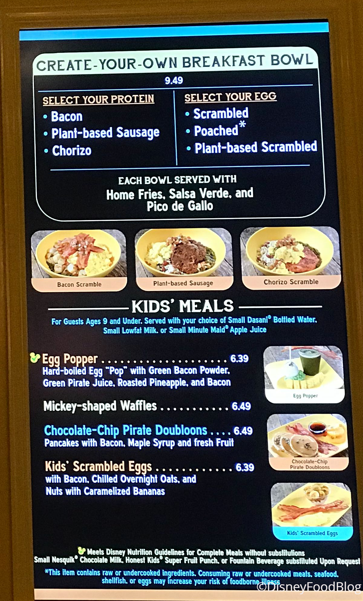 FULL Review: Breakfast at Caribbean Beach Resort's Centertown Market in Disney  World | the disney food blog