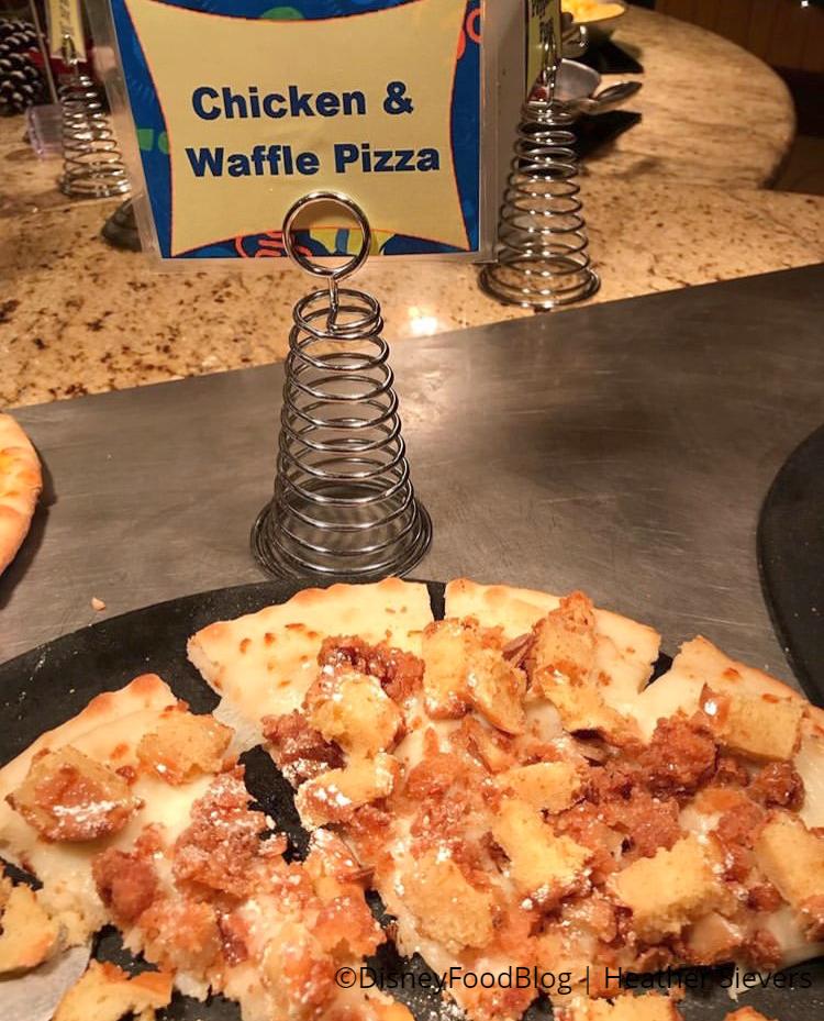 Goofy S Kitchen Updates At Disneyland Hotel The Disney Food Blog