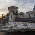 Disney Shares Ground View of Millennium Falcon in Disneyland's Star Wars: Galaxy's Edge