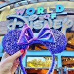 NEW Potion Purple Minnie Ears Arrive EARLY in Disneyland!