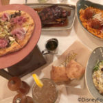 Review: Dinner at Trattoria al Forno on Walt Disney World's BoardWalk