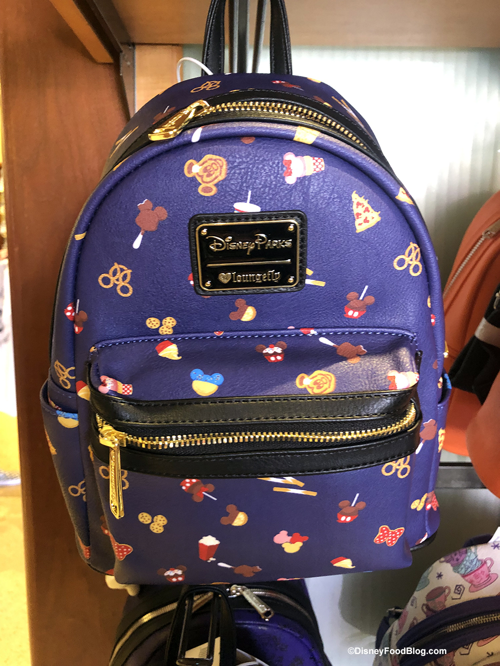 3fab477a957 FINALLY! Loungefly Line of Disney Snacks Bags and Wallets!!
