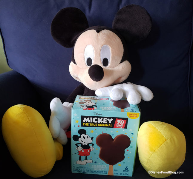 Which Grocery Stores Are Selling Disney Mickey Bars Ice Cream? We've Got A  Growing List Here! | the disney food blog