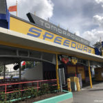Tomorrowland Speedway Now Reopen in Disney World's Magic Kingdom