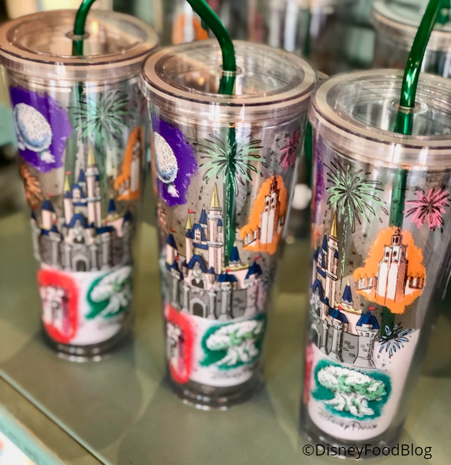 You Ve Got To See The New Tumbler At Disney Starbucks Locations